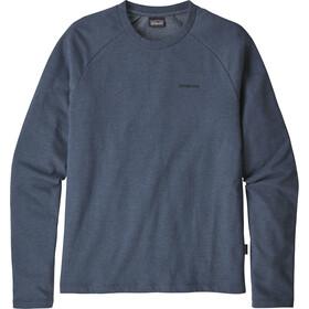 Patagonia P-6 Logo LW Crew Sweatshirt Herr dolomite blue